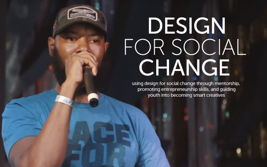 WMC Fest 8 Talk: Jamal Collins – Design for Social Change
