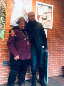 Richard Duarte Brown And Jamal Collins