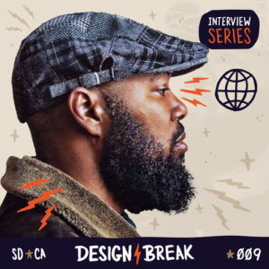 Jamal Collins Design Break Podcast
